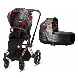 Коляска 2 в 1 Cybex Priam Rebellious 2019