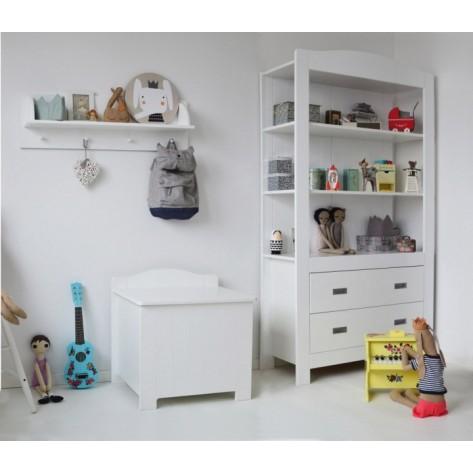Книжный шкаф Bellamy Fino