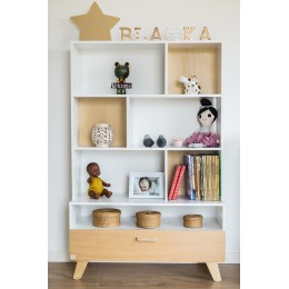Книжный шкаф Bellamy Hoppa