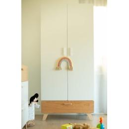 Двухдверный шкаф Bellamy Hoppa