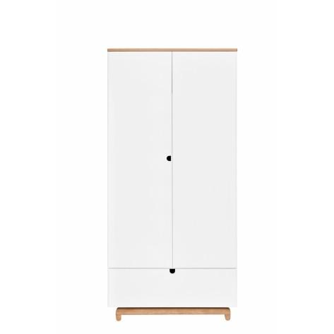 Двухдверный шкаф Bellamy Nomi