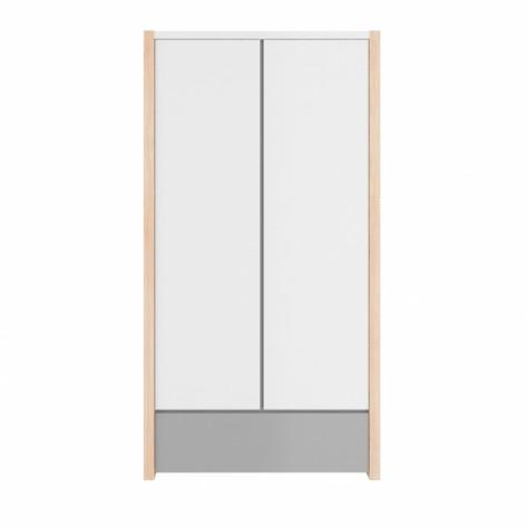 Двухдверный шкаф Bellamy Pinette