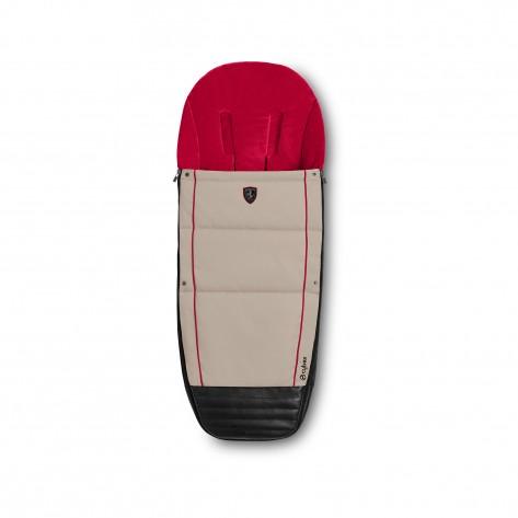 Чехол для ног Cybex for Scuderia Ferrari