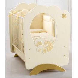 Кроватка Baby Expert Lettino Tesoro Mio