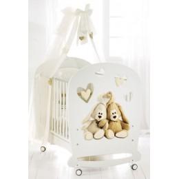 Кроватка Baby Expert Lettino Cremino