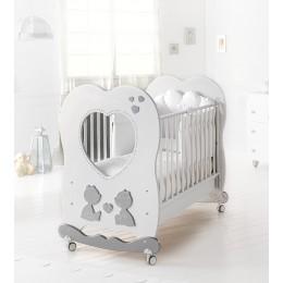 Кроватка Baby Expert Cuore Di Mamma