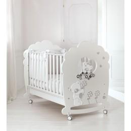 Кроватка Baby Expert Lettino Serenata