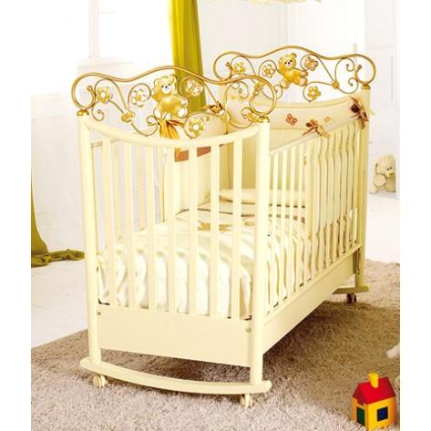 Кроватка Baby Expert Lettino Perla