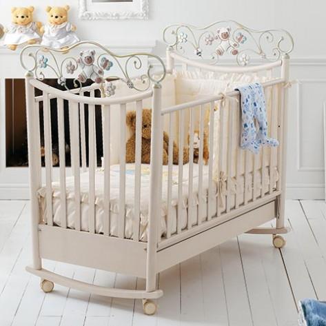 Кроватка Baby Expert Perla