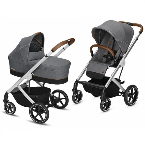 Коляска 2 в 1 Cybex Balios S Denim Collection 2019