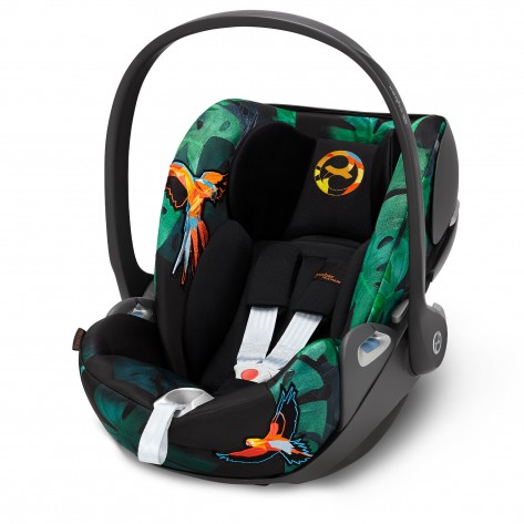 Автокресло Cybex Cloud Z i-Size Birds of Paradise