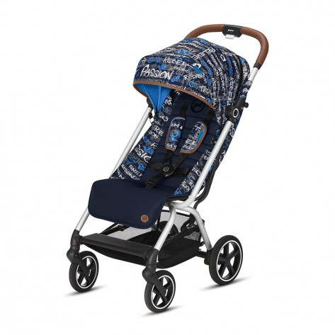 Коляска прогулочная Cybex Eezy S Plus Fashion Collections