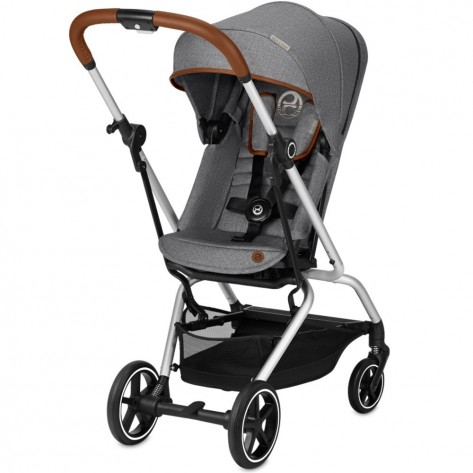 Прогулочная коляска Cybex Eezy S Twist2 Plus Denim Collection 2020