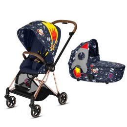 Коляска 2 в 1 Cybex Mios Space Rocket 2019