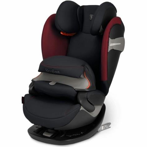 Автокресло Cybex Pallas S-Fix for Scuderia Ferrari