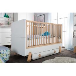 Кроватка-трансформер Pinio IGA