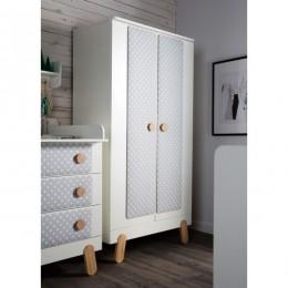 Шкаф двухдверный Pinio IGA
