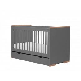Кроватка-трансформер Pinio Snap