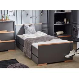Кровать подростковая Pinio Snap